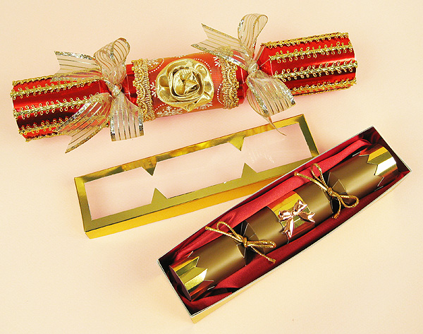Christmas cracker gift