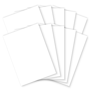 Coloured Card - A4 - 160gsm - Ideal for card making